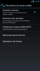 Acer Liquid S1 - Mms - Configuration manuelle - Étape 6