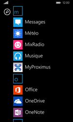 Microsoft Lumia 435 - Applications - MyProximus - Étape 10