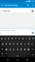 HTC Desire 610 - Contact, Appels, SMS/MMS - Envoyer un SMS - Étape 9