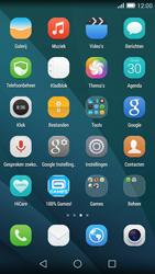 Huawei Ascend G7 - MMS - afbeeldingen verzenden - Stap 2
