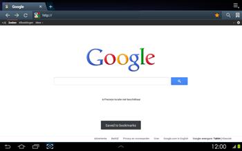 Samsung P5100 Galaxy Tab 2 10-1 - Internet - Internet browsing - Step 9