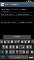 Samsung I9300 Galaxy S III - E-mail - Handmatig instellen - Stap 15