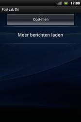 Sony Ericsson Xperia Mini Pro - E-mail - e-mail versturen - Stap 3
