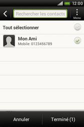 HTC A320e Desire C - MMS - envoi d'images - Étape 5