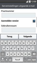 LG D320 L70 - E-mail - Account instellen (IMAP met SMTP-verificatie) - Stap 13