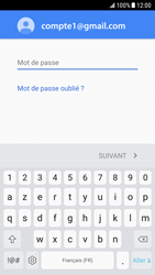 Samsung G920F Galaxy S6 - Android Nougat - E-mail - Configuration manuelle (gmail) - Étape 11
