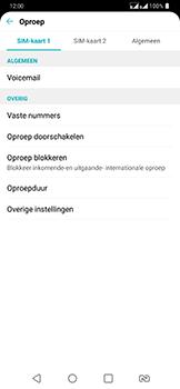 LG g7-fit-dual-sim-lm-q850emw - Voicemail - Handmatig instellen - Stap 4