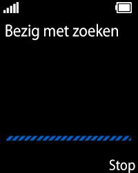 Nokia 108 - Netwerk - Gebruik in het buitenland - Stap 7