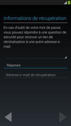 Samsung Galaxy S4 - Premiers pas - Créer un compte - Étape 19