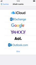 Apple iPhone 8 - E-mail - Configurar Gmail - Paso 5