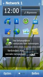 Nokia N8-00 - Netwerk - Gebruik in het buitenland - Stap 10