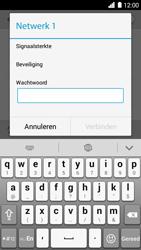 Huawei Ascend G6 - Wifi - handmatig instellen - Stap 6