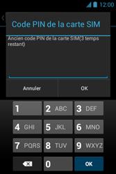 Bouygues Telecom Bs 351 - Sécuriser votre mobile - Personnaliser le code PIN de votre carte SIM - Étape 7