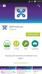 Samsung G901F Galaxy S5 4G+ - Applicaties - MyProximus - Stap 8
