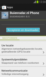 Samsung I8190 Galaxy S III Mini - Applicaties - Downloaden - Stap 14