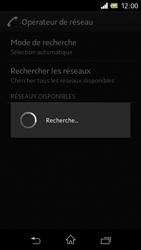 Sony C1905 Xperia M - Réseau - utilisation à l'étranger - Étape 10