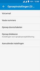 Alcatel Pixi 4 (5) 4G (5045X) - Voicemail - Handmatig instellen - Stap 7