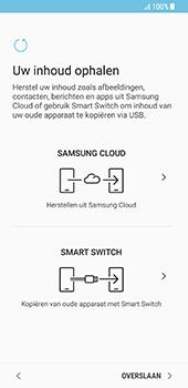 Samsung Galaxy S8 (G950) - Toestel - Toestel activeren - Stap 28