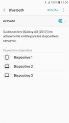 Samsung Galaxy A3 (2017) (A320) - Bluetooth - Conectar dispositivos a través de Bluetooth - Paso 7