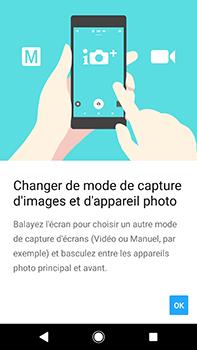 Sony Xperia XA2 Ultra - Photos, vidéos, musique - Créer une vidéo - Étape 6