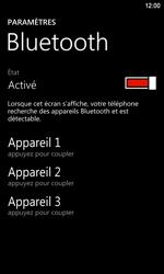 Nokia Lumia 920 LTE - Bluetooth - connexion Bluetooth - Étape 8