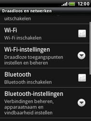 HTC A3333 Wildfire - Bluetooth - headset, carkit verbinding - Stap 5
