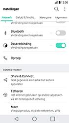 LG K10 (2017) (LG-M250n) - WiFi - Mobiele hotspot instellen - Stap 3