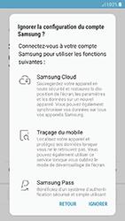 Samsung Galaxy J5 (2017) - Premiers pas - Configuration de l