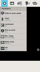 LG Optimus F6 - Photos, vidéos, musique - Prendre une photo - Étape 6
