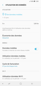 Samsung Galaxy S8 Plus - Android Oreo - Internet - configuration manuelle - Étape 7