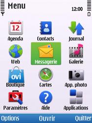 Nokia C5-00 - E-mail - Configuration manuelle - Étape 23