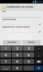Bouygues Telecom Bs 401 - E-mails - Ajouter ou modifier un compte e-mail - Étape 11