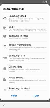 Samsung Galaxy A50 - Primeiros passos - Como ativar seu aparelho - Etapa 18