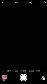 Apple iPhone 6s Plus - Photos, vidéos, musique - Prendre une photo - Étape 7