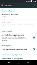 HTC Desire 650 - Sécuriser votre mobile - Activer le code de verrouillage - Étape 5