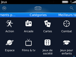 BlackBerry 9720 - Applications - Télécharger une application - Étape 6