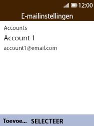 Nokia 8110-ta-1071 - E-mail - Instellingen KPNMail controleren - Stap 7