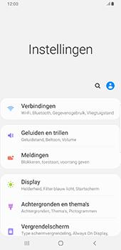 Samsung Galaxy S9 Plus - Android Pie - Netwerk - gebruik in het buitenland - Stap 7
