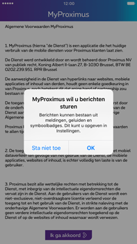 Apple iPhone 6 Plus iOS 9 - Applicaties - MyProximus - Stap 10