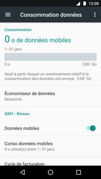 Motorola Moto Z Play - Internet - Désactiver les données mobiles - Étape 5