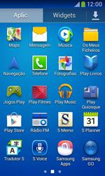 Samsung Galaxy Grand Neo - SMS - Como configurar o centro de mensagens -  3