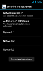 Huawei Ascend Y300 - Buitenland - Bellen, sms en internet - Stap 11