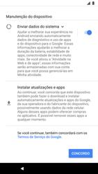 Google Pixel 2 - Primeiros passos - Como ativar seu aparelho - Etapa 14