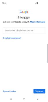 Samsung galaxy-s10-dual-sim-sm-g973f - Applicaties - Account aanmaken - Stap 5