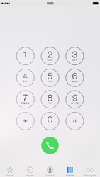 Apple iPhone 6 Plus iOS 8 - SMS - Configuration manuelle - Étape 5