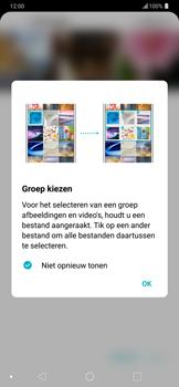 LG g7-thinq-lm-g710em - Contacten en data - Foto