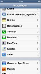 Apple iPhone 5 - MMS - probleem met ontvangen - Stap 5