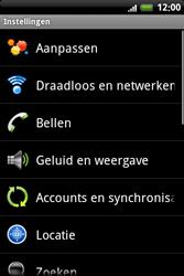 HTC A6363 Legend - Buitenland - Bellen, sms en internet - Stap 5