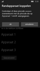 Acer Liquid M330 - WiFi en Bluetooth - Bluetooth koppelen - Stap 8