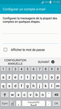 Samsung Galaxy Note 4 - E-mails - Ajouter ou modifier votre compte Yahoo - Étape 6